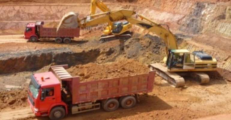 The Wrath Of Gov't Will Deal With Mining Firms Shortchanging State – Minister