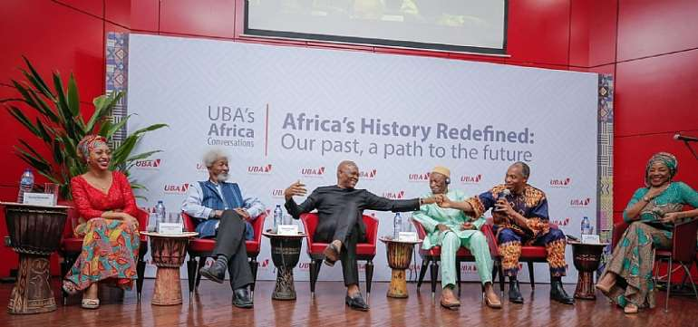 UBA's Africa Conversations: Leaders Emphasis Importance of History To Development In Africa
