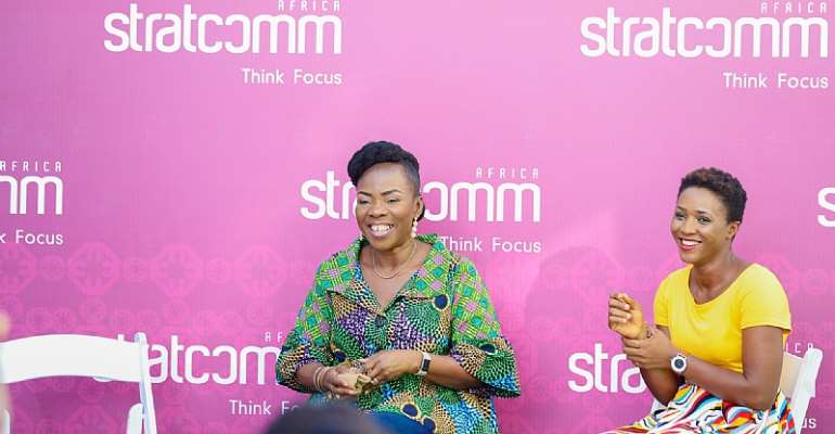 Stratcomm Africa CEO Inspires Young Women In PR