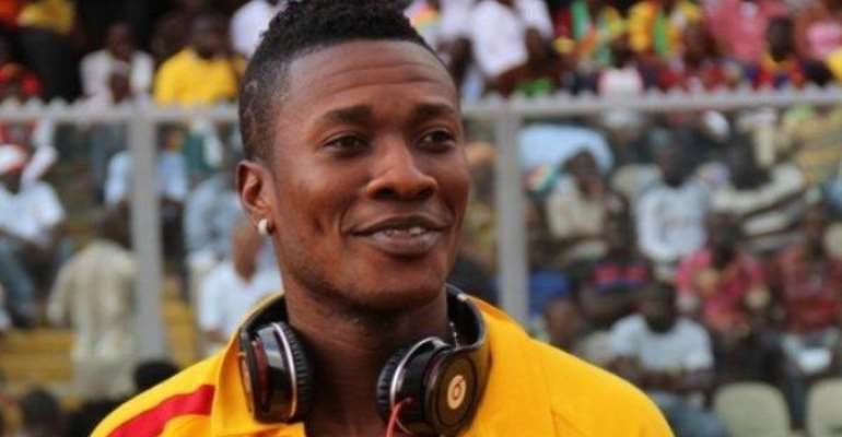Asamoah Gyan To Be Enstooled Chief In Hohoe