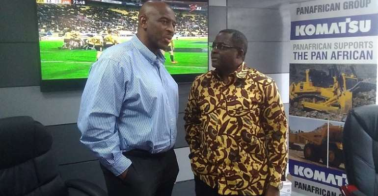 Ghana Olympic Committee (GOC) Gets Support For SAL 2019