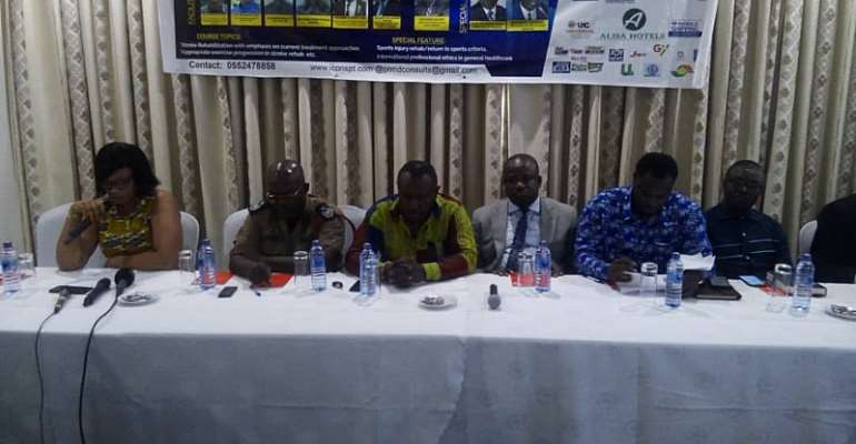 Ghanaians Advised To Engage In Physical Therapy