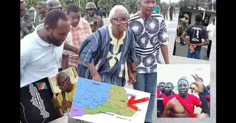 Western Togoland Secessionists In USA Petitions UN Over Arrest, Brutality Of Members