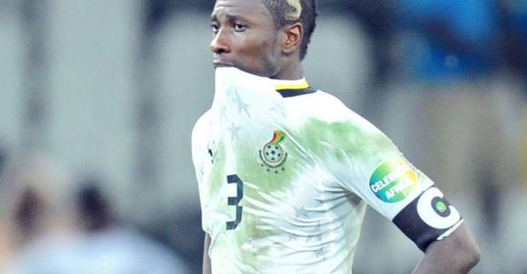 I Am Hurts I Could Not Win AFCON With Black Stars - Asamoah Gyan