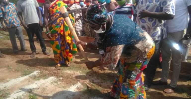 Work To Begin On Gomoa Abonyi Polyclinic