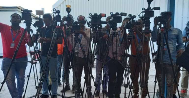 SJS calls Somali PM's Office to give journalists unhindered access to the national electoral talks in Mogadishu
