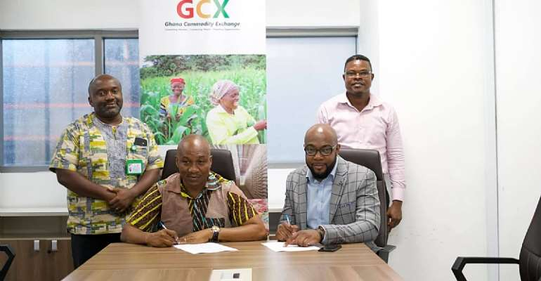 Taft Group of Companies partners GCX to improve Ghana's Agric Sector