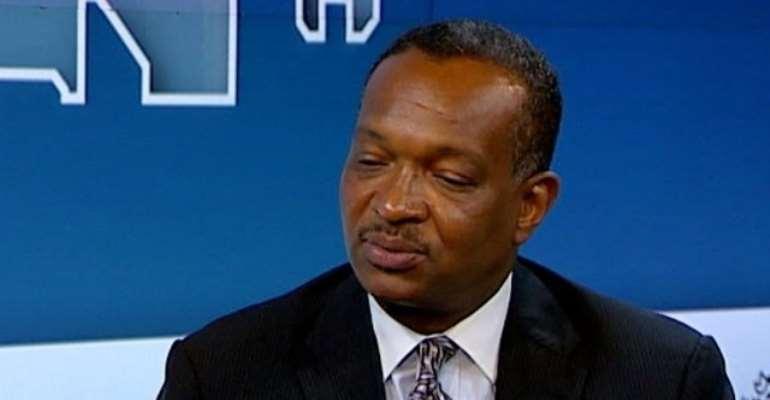 Andoh Awotwi, Managing Director of Tullow Ghana