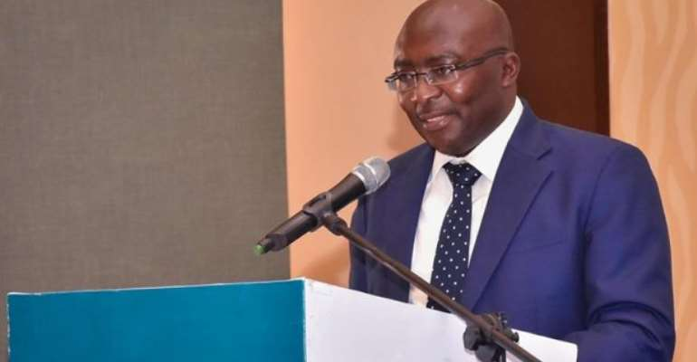 We'll Work To Make Our Economy Self-Reliant After Covid-19 — Bawumia