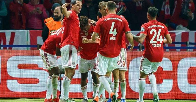 Bayern Beat Leipzig To Win German Cup, Domestic Double