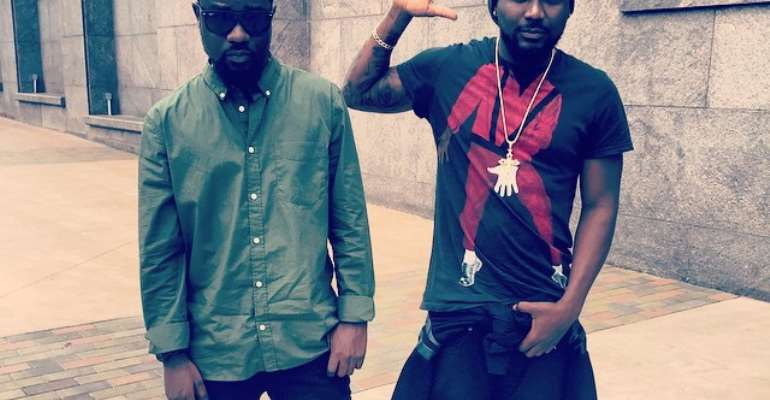 Samini is my Artiste of the Decade - Sarkodie
