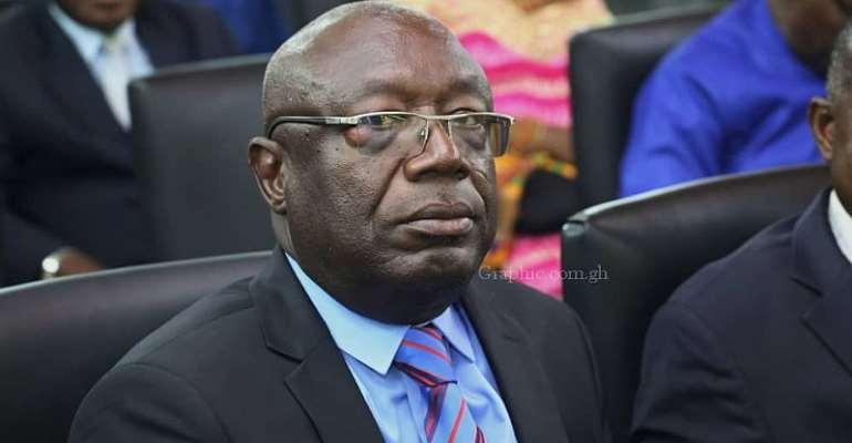 Sefwi Wiawso NPP Thanks Akufo-Addo For Elevating Hon. Dr. Kwaku Afriyie