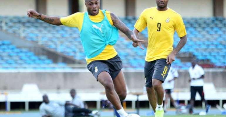 AFCON 2019: Baba Armando Backs Andre Ayew To Lead Ghana To Win AFCON