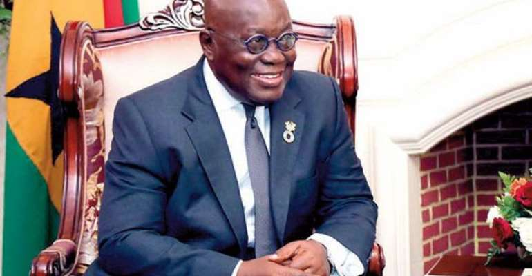 Akufo-Addo Must Not Be Sidetracked from Solving the Much Bigger Problems of the Country