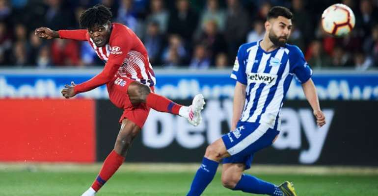 Partey's Agent Reveals How Much It Will Cost Man United & Arsenal To Sign The Ghanaian From ATM