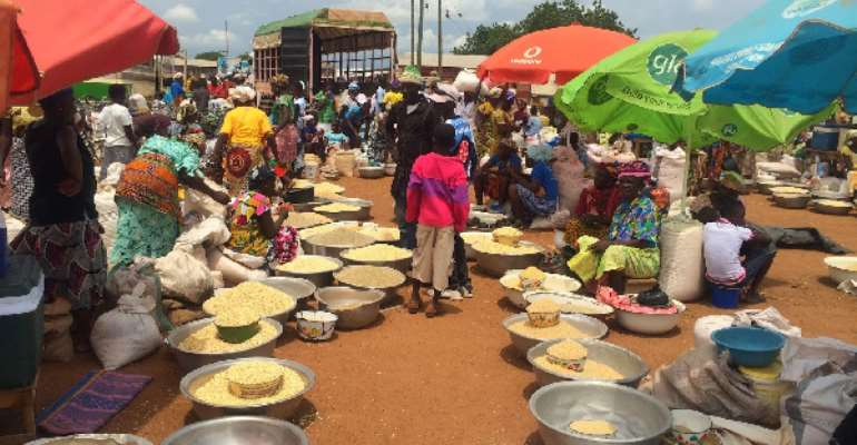UE/R: Fumbisi Market Reopened After Murder Incident