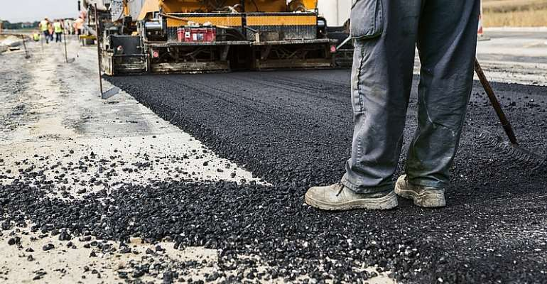 Are you Germany to construct 6,000km of roads, 120 footbridges and 20 interchanges in 4years when you owe us ? — Road contractors