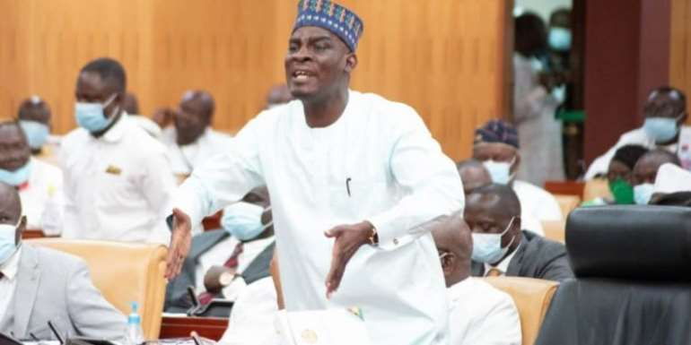 Stop acting as if you've been approved – Haruna warns deputy minister-designates