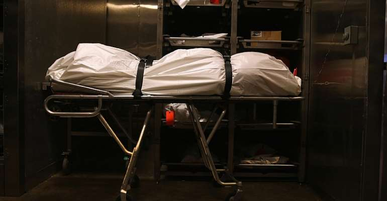 Mortuary Workers To Go Red On May 29