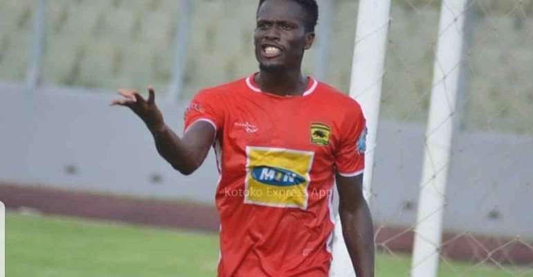 AFCON 2019: 'I Worked Tirelessly For Black Stars Call-up'- Kotoko's Fatawu