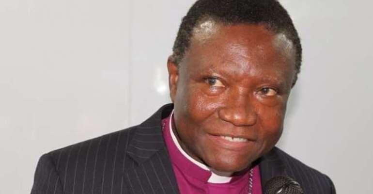 Rev. Emmanuel Asante, Chairman NPC