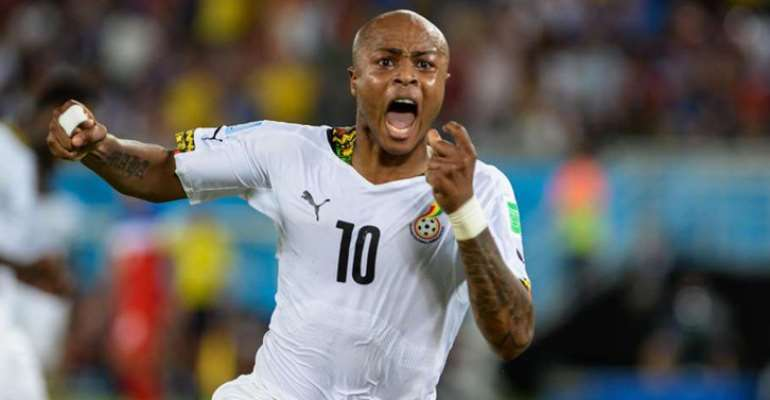 AFCON 2019: Andre Ayew Won't Have A Fix Position In Black Stars - Coach Kwesi Appiah