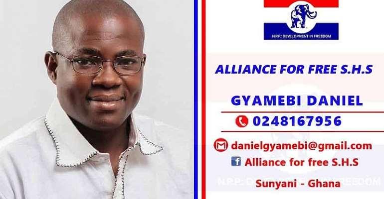 Vote For Change In 2020 —NPP MP Aspirant