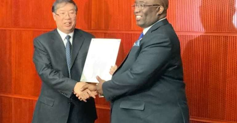 Chinese Contractor Ready For Kumasi-Bechem Railway Project
