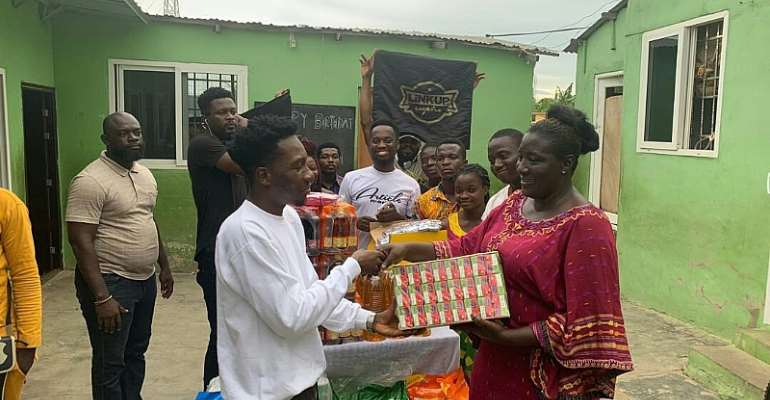 Article Wan Donates To Enough Grace Foundation