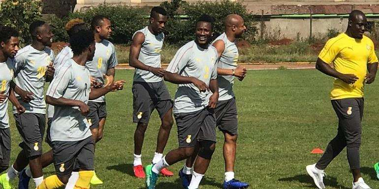AFCON 2019: Stephen Appiah And Laryea Kingson Tips Black Stars To Impress In Egypt