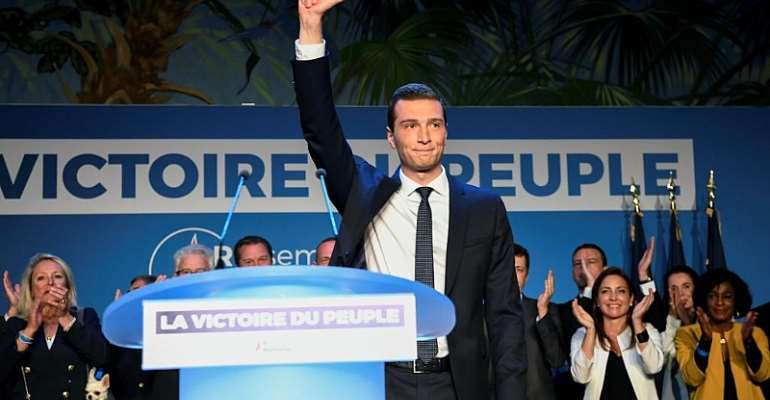 AFP/Bertrand Guay