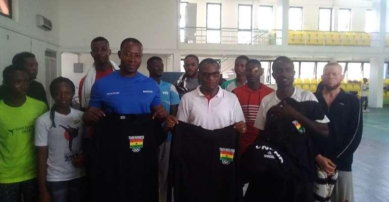 Ghana Taekwondo Focused And Optimistic Of A Brighter Future