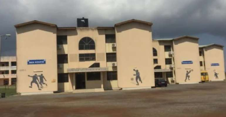 GFA Planning To Give Ghanaman Soccer Center Of Excellence A Facelift