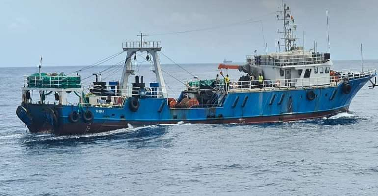 Address Selective Justice In The Enforcement Of Fisheries Laws--Gov't Admonished