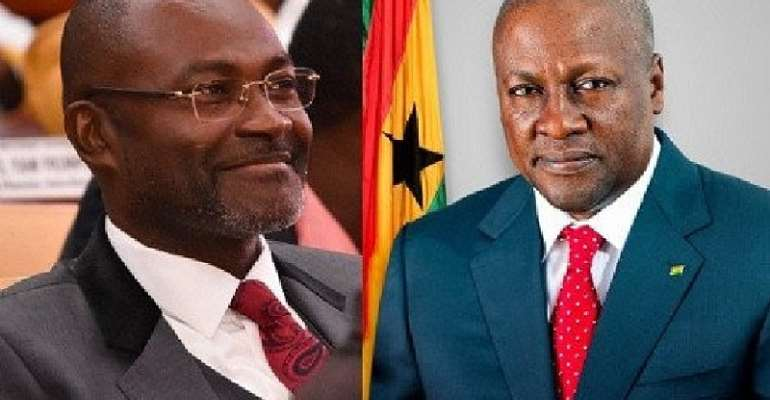 Ken Agyapong Not A Monster, Mahama Can Never Be His Victim