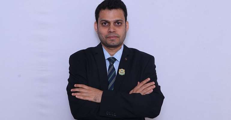 Dr. Srikanta J T, Consultant- Paediatric Pulmonology, Aster CMI Hospital