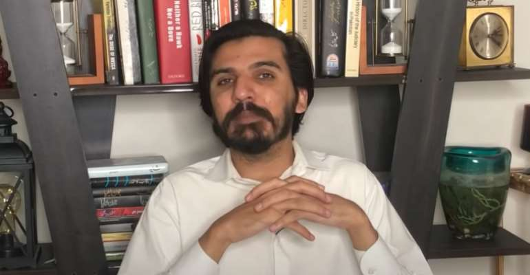 Unidentified men attack, bind, and gag Pakistani journalist Asad Ali Toor at his home in Islamabad