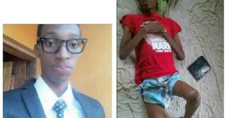Save Kolawole Olaniyi diagnosed with lymphatic cancer and Hepatitis B #SaveNiyi
