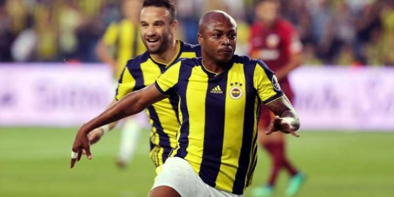 Andre Ayew Set To Return To Swansea City After Confirming Fenerbahce Departure