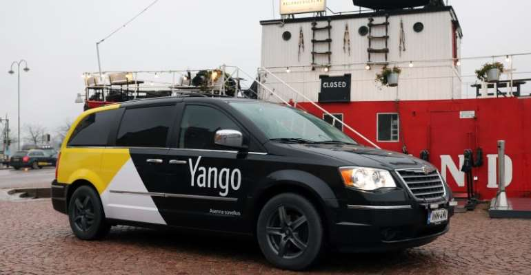 Leading On Demand Taxi Service Yango Brings Smart Mobility