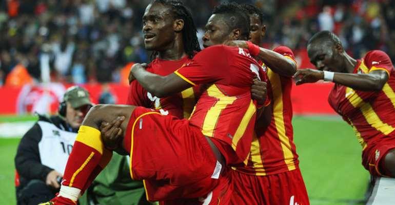 AFCON 2019: Asamoah Gyan Will Be A Great Assert To Black Stars In Egypt - Derek Boateng