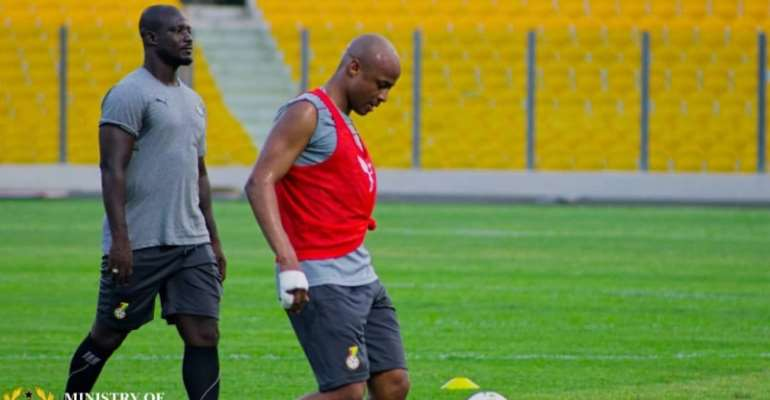 AFCON 2019: Andre Ayew Becomes The 16th Captain To Lead Black Stars To AFCON