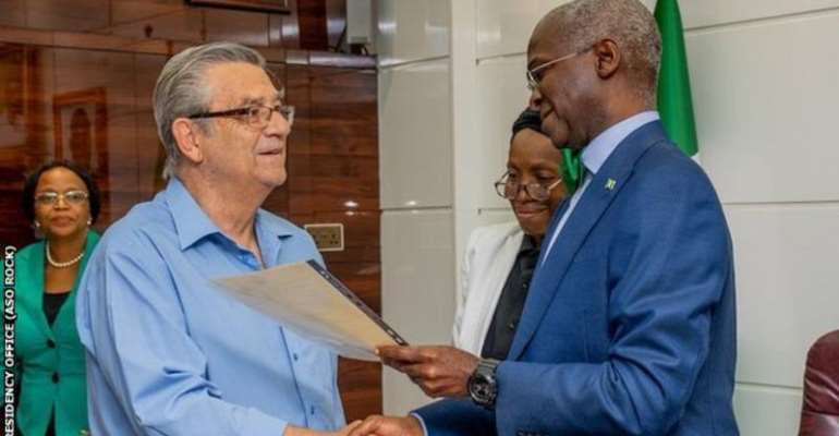 Former Nigeria Coach Clemens Westerhof Rewarded After 25 Years