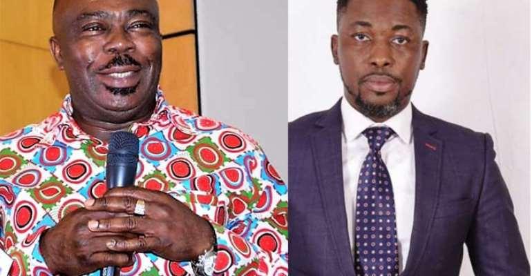 Asamoah Boateng and Kwame Asare Obeng aka A Plus