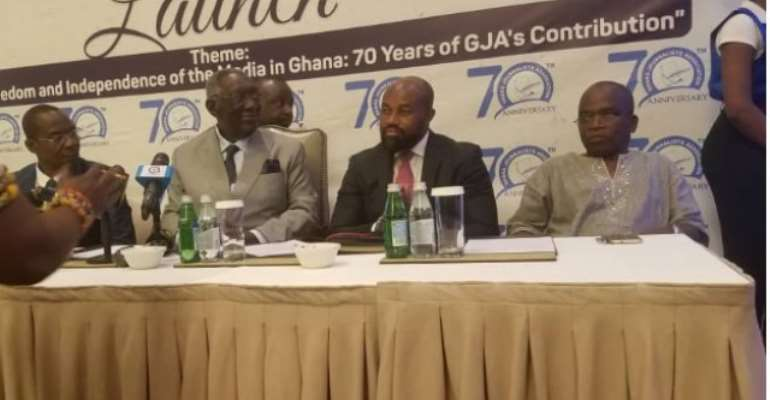 Kufuor Charges GJA To Monitor, Protect Members