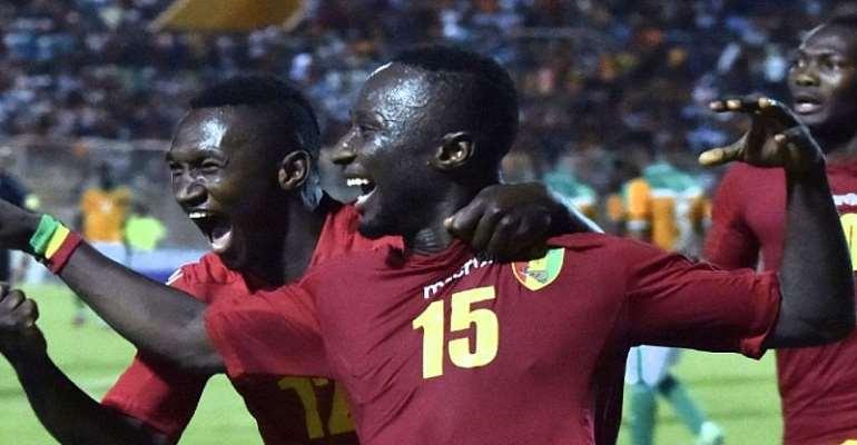 AFCON 2019: Guinea Announces Provisional Squad For Tournament