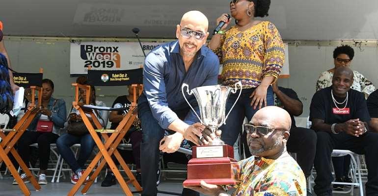 Team Senegal Wins 2019 African Advisory Council Bronx Week Tournament