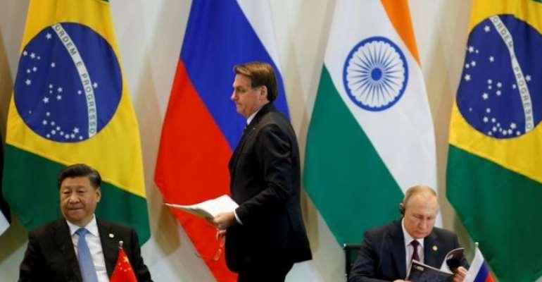 Russia Postpones BRICS Summit ToA Later Date