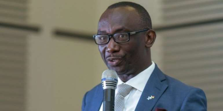 GNPC Not Responsible Not Pay Kwesi Appiah's Salary Arrears - Dr Kwame Baah-Nuakoh