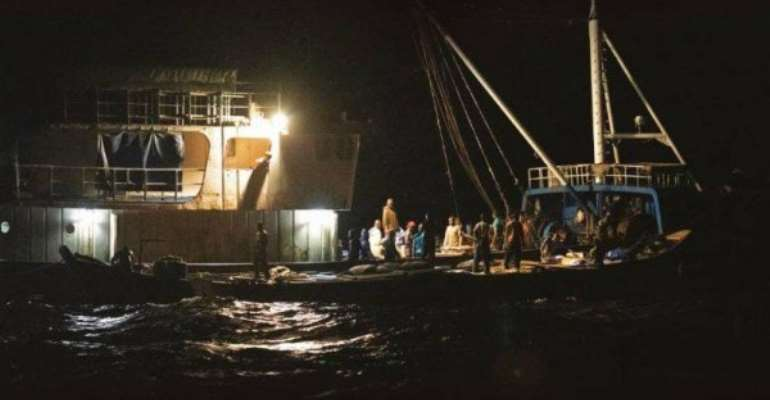 More Foreign Trawlers Registered As Its Fisheries Teeter On Brink Of Collapse